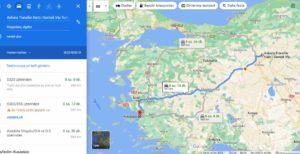 Ankara-Kuşadası-Transfer